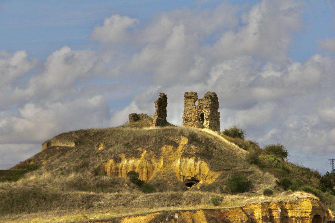 Castillo de los Condes de Saldaña