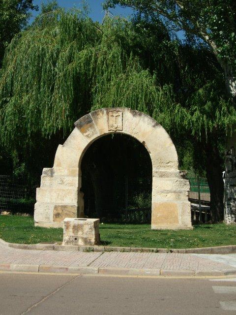 Arco del Hospital de Misericordia