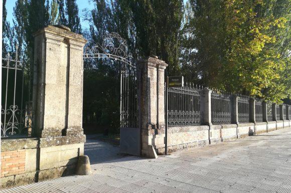 Parque Javier Cortes