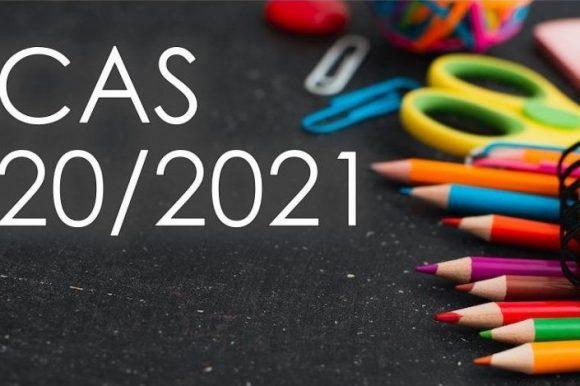 CONVOCATORIA DE PREMIOS Y BECAS ESCOLARES 2020/2021