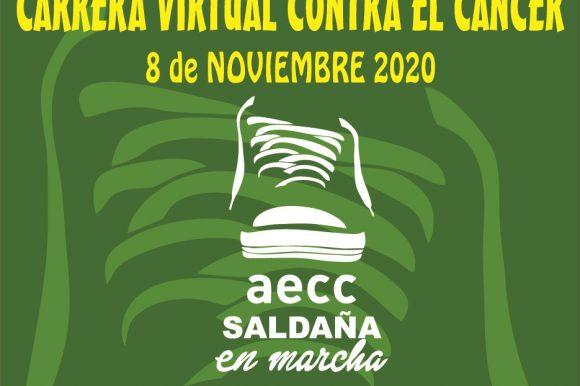 El 8 de noviembre se celebra la 'Carrera virtual contra el cáncer'