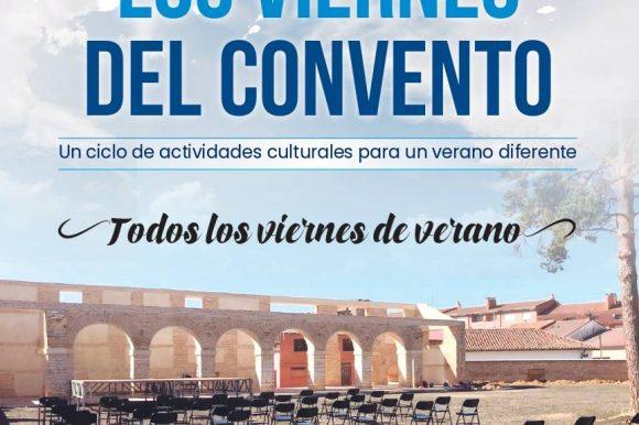 Programación completa 'Los viernes del convento'