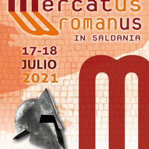 Inscripción 'MERCATVS ROMANVS in SALDANIA'
