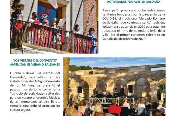 Ya disponible el número 6 de la revista gratuita 'El Ágora'