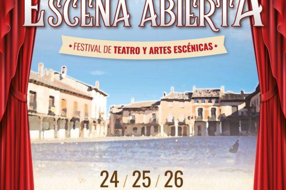 Saldaña retoma su festival de teatro y artes escénicas 'Saldaña Escena Abierta'