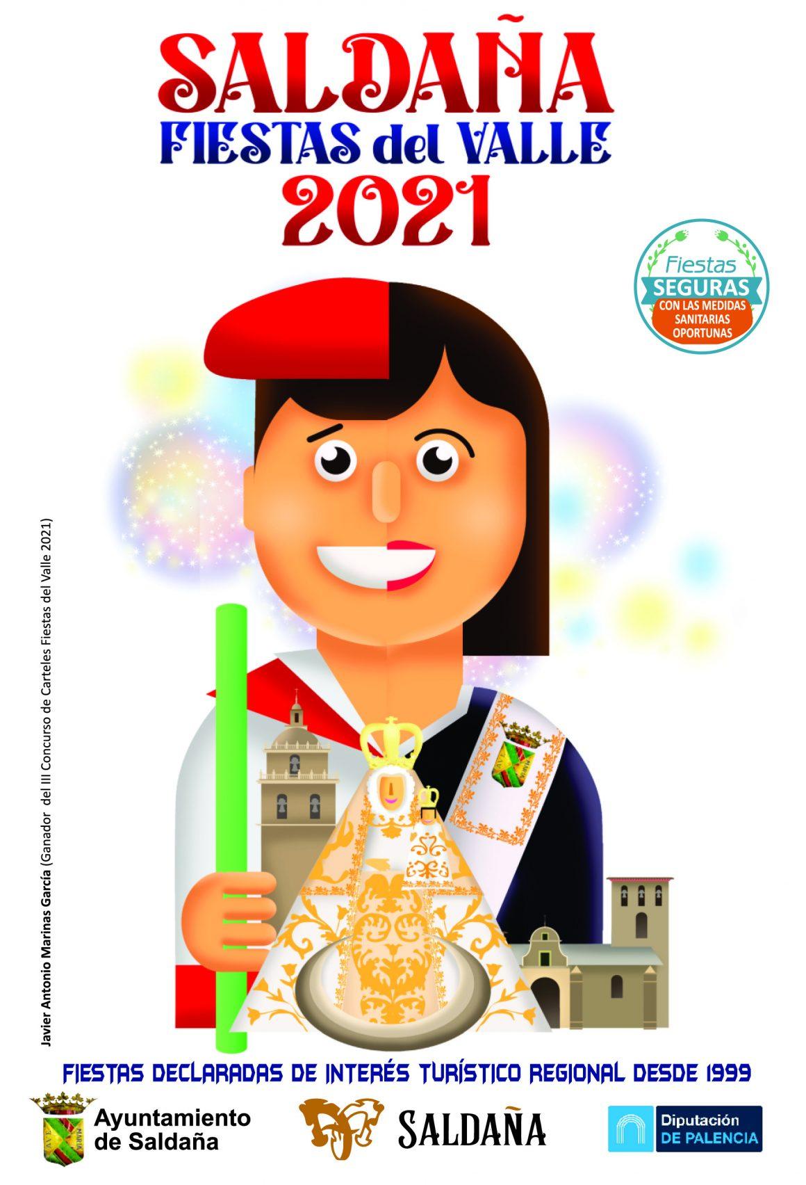 Programa Fiestas del Valle 2021