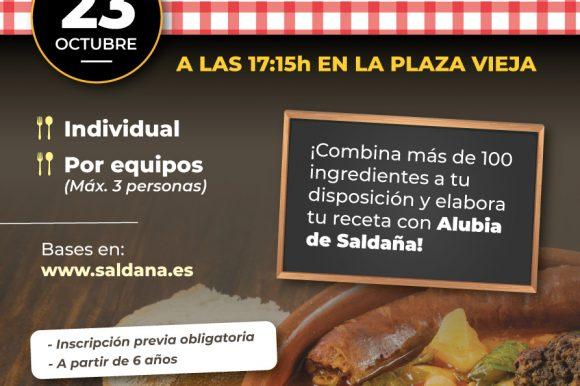 Bases Concurso Rural Chef – Feria de la Alubia 2021