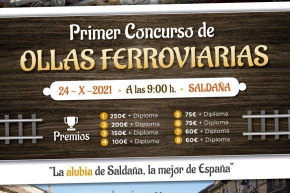 Bases 'I Concurso Ollas Ferroviarias'